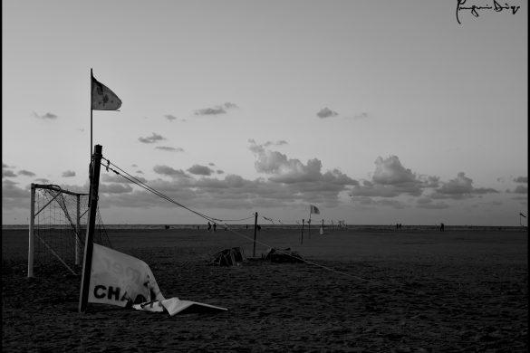 nuvole e sabbia