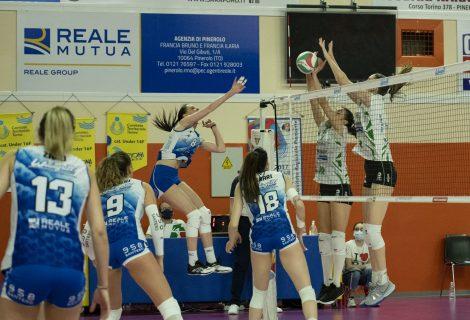 Volley A2 femminile – Pinerolo torna a vincere al tie-break, Vallefoglia sconfitta 3-2