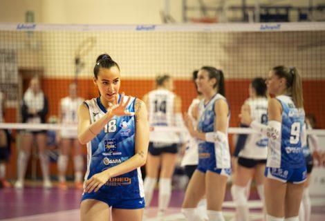 Volley A2 femminile – Strepitosa Pinerolo, Ravenna battuta 3-1. È finale per salire in A1