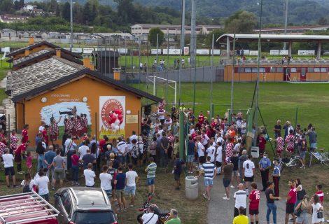Stadio Comunale Bagnolo Piemonte intitolato a Domenico Vincenti _MECU_
